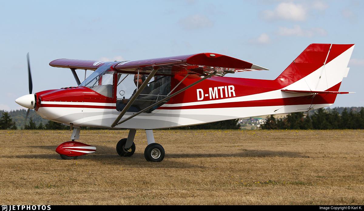 D-MTIR - Rans S-6 Coyote II - Private