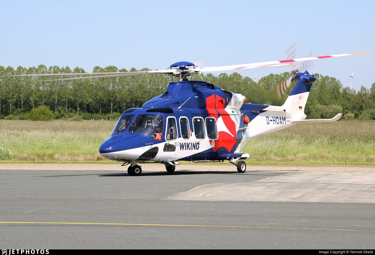D-HOAM - Agusta-Westland AW-139 - WIKING Helikopter Service