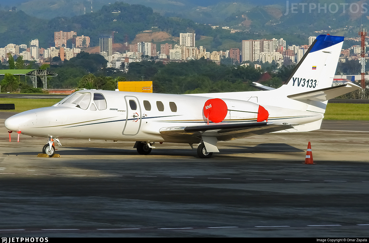 YV3133 - Cessna 500 Citation I - Private
