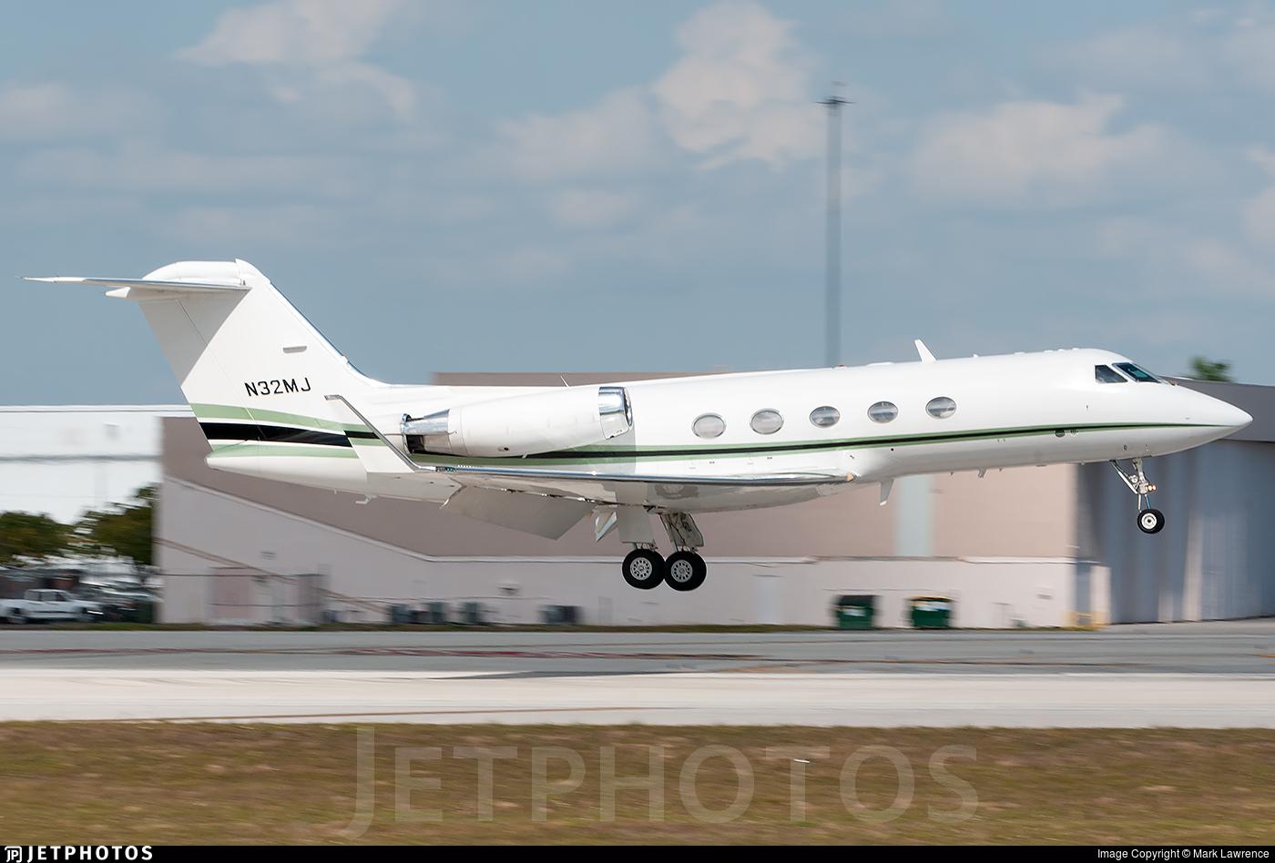 N32MJ - Gulfstream G-III - Private