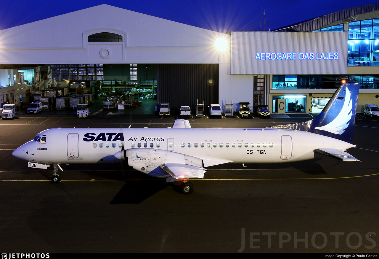 CS-TGN - British Aerospace ATP - SATA Air Açores