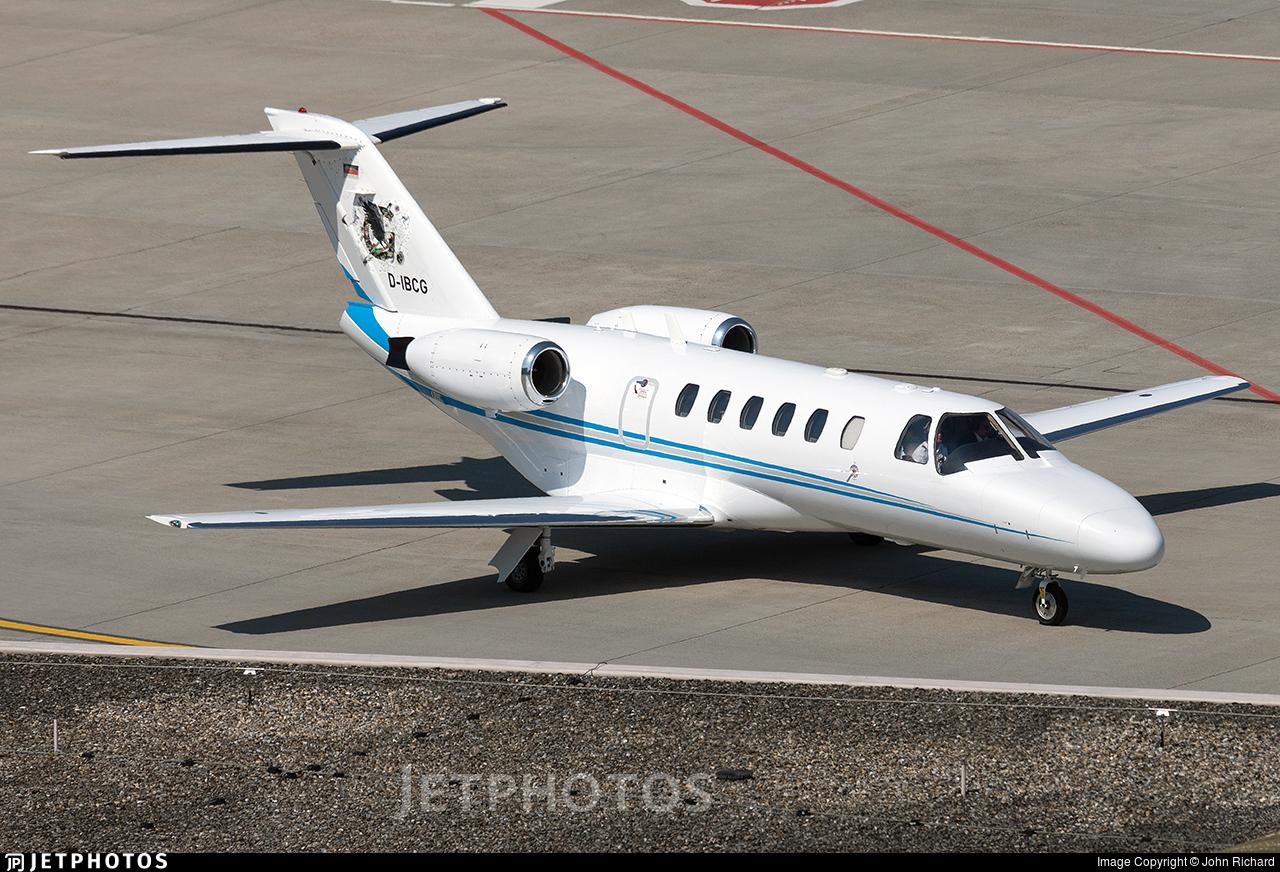 D-IBCG - Cessna 525A CitationJet CJ2 - Pro Air Aviation