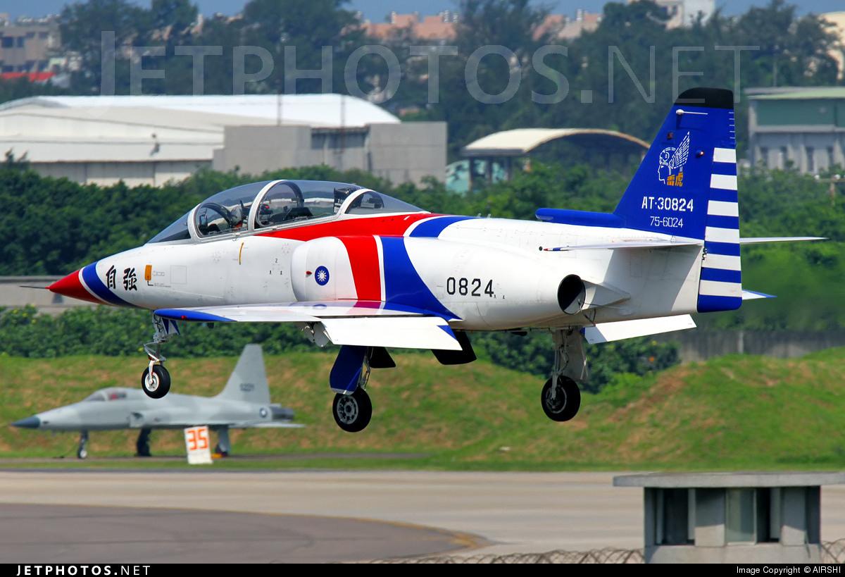 0824 | AIDC AT-3 Tzu Chiang | Taiwan - Air Force | AIRSHI | JetPhotos