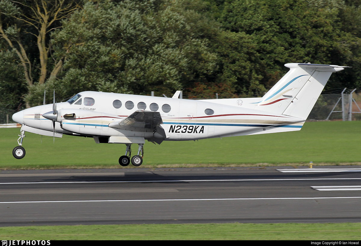 N239KA - Beechcraft B200 Super King Air - American Aviation