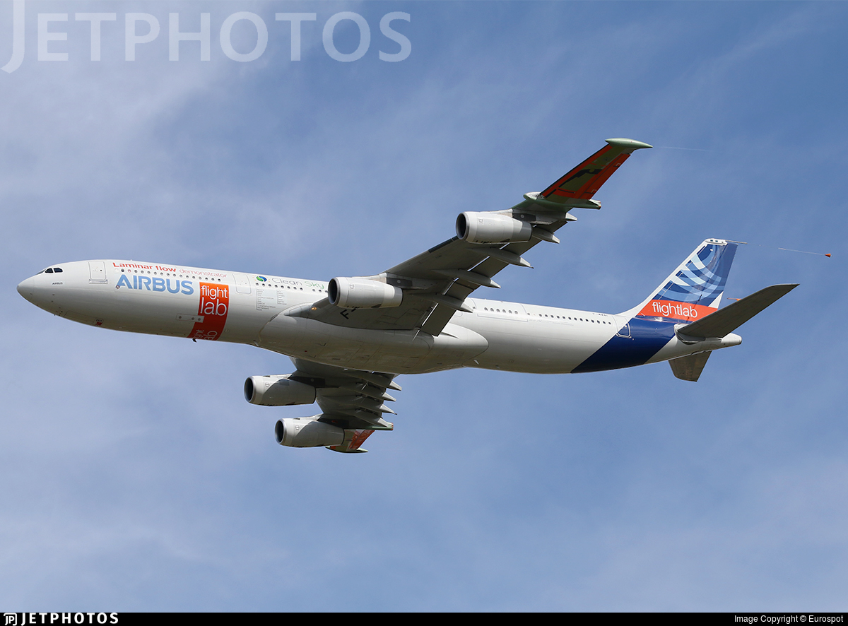 F-WWAI - Airbus A340-311 - Airbus Industrie