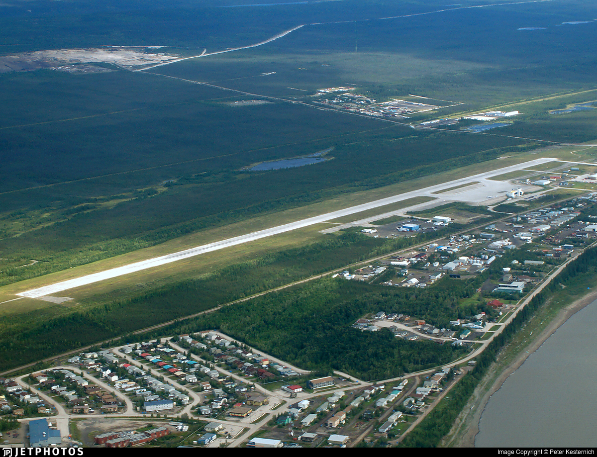 CYVQ - Airport - Airport Overview