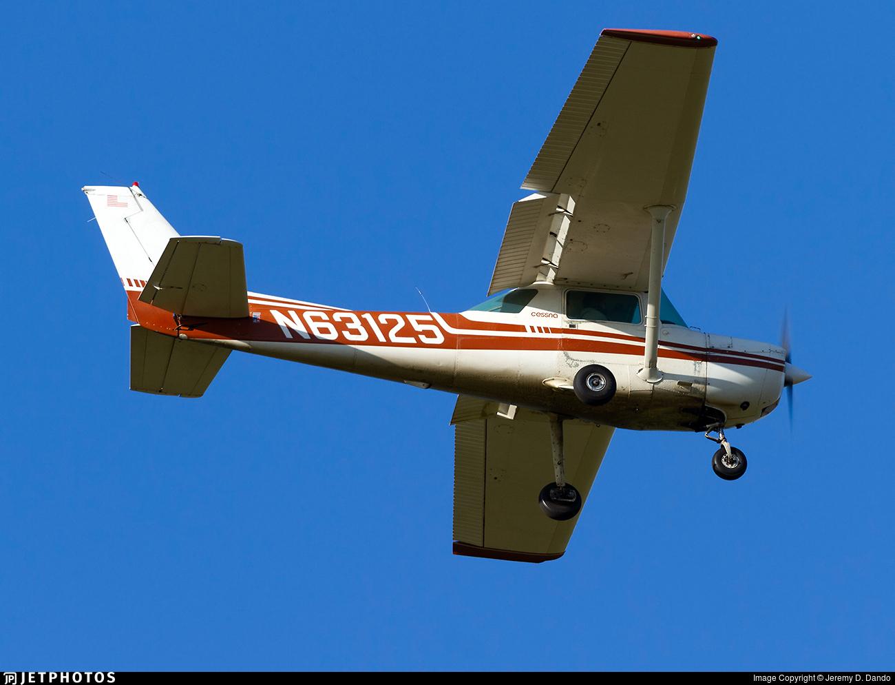 N63125 - Cessna 150M - Private