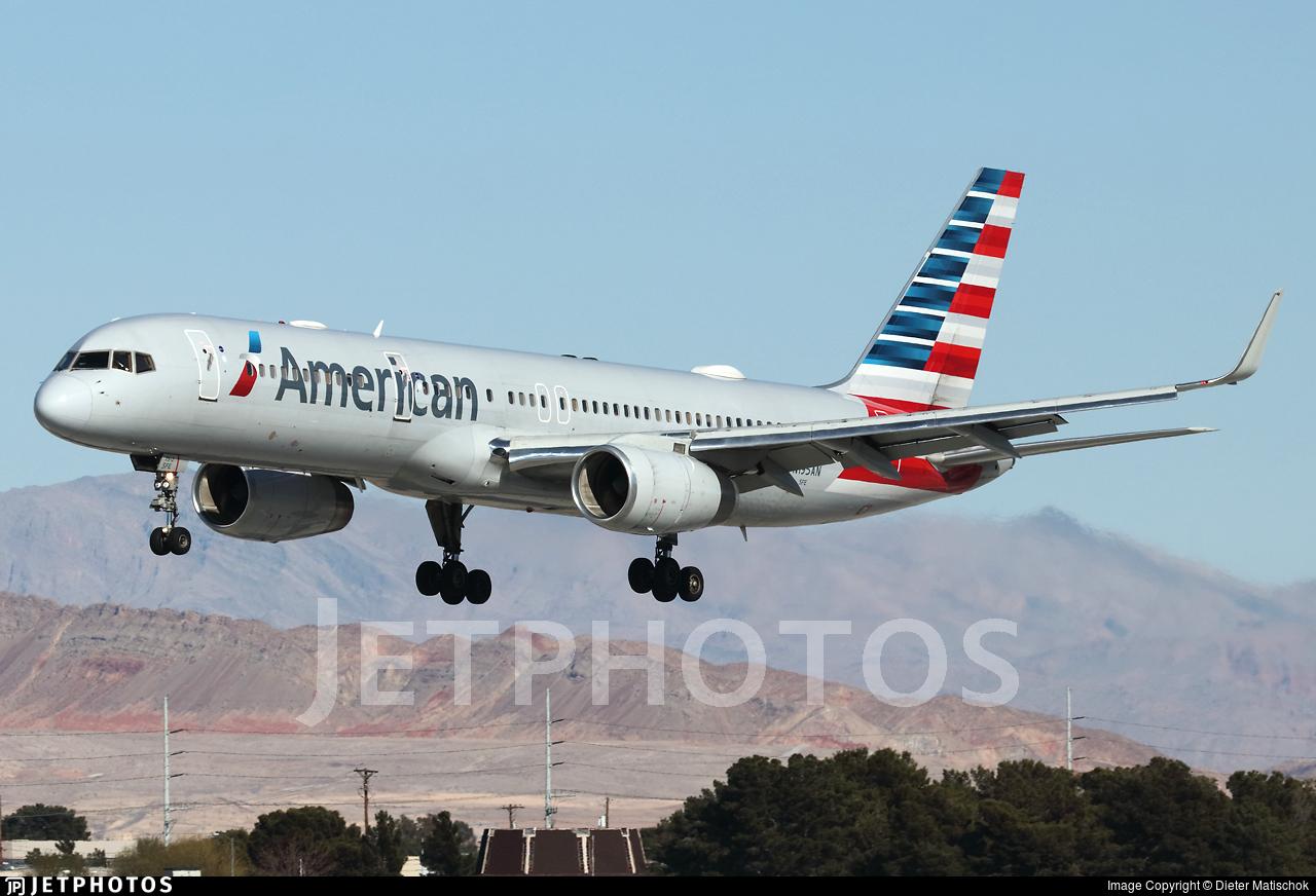 N195AN - Boeing 757-223 - American Airlines