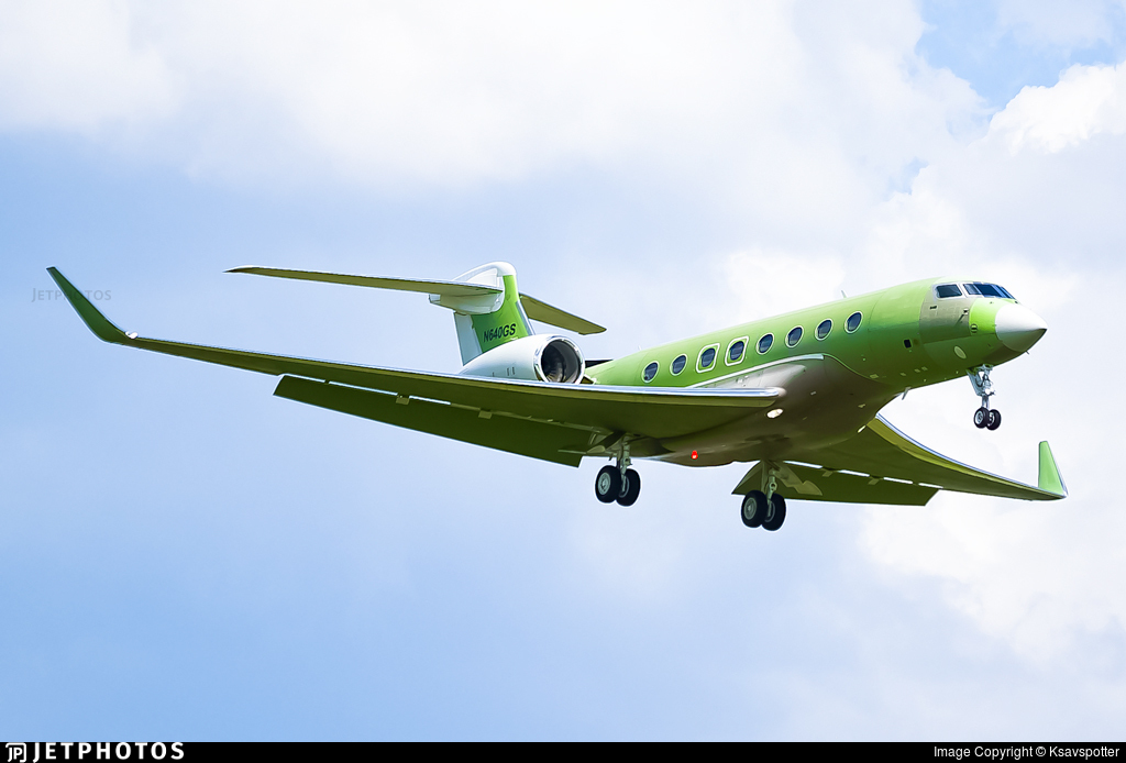 N640GS - Gulfstream G650 - Gulfstream Aerospace