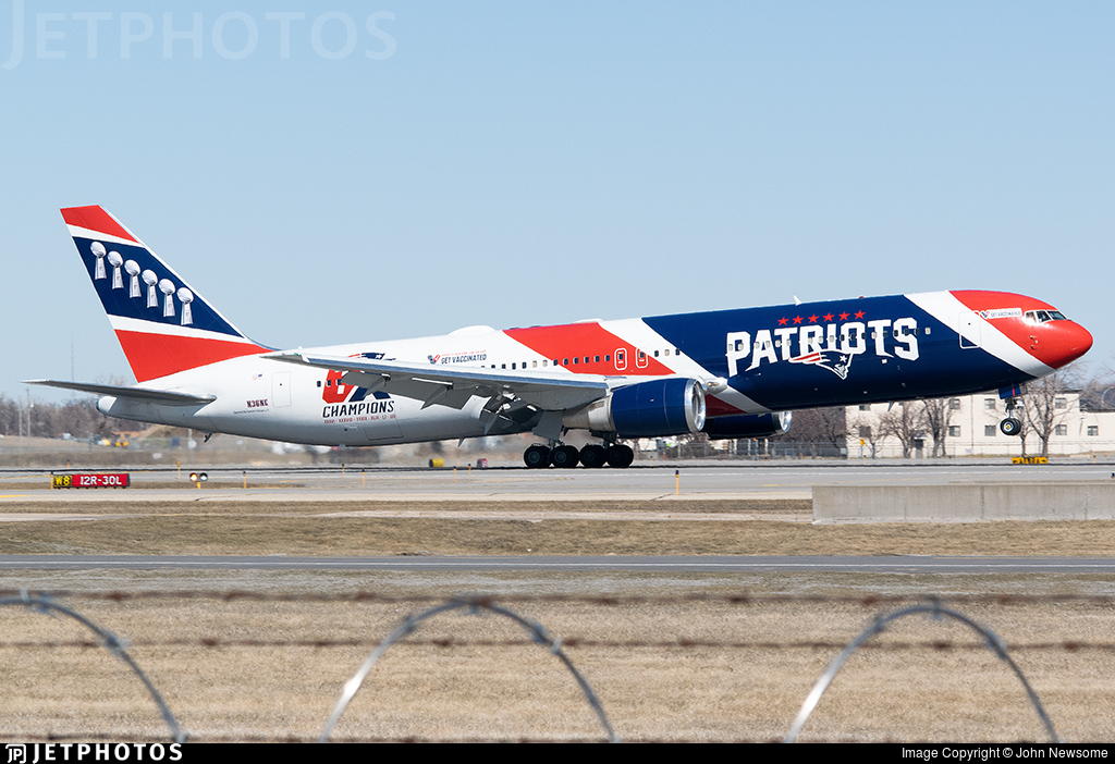 N36NE - Boeing 767-323(ER) - Eastern Airlines