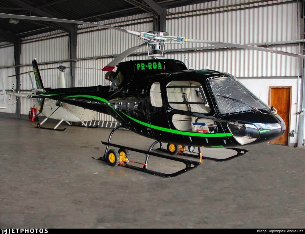 PR-RGA - Helibrás AS-350B2 Esquilo - Private