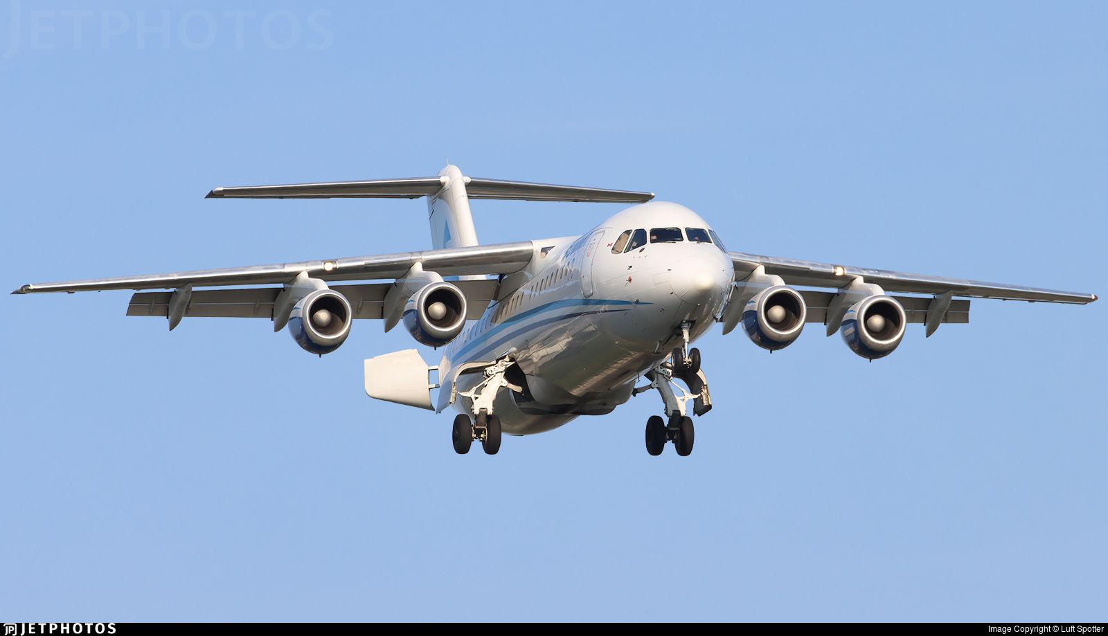 C-GZRJ - British Aerospace Avro RJ100 - Summit Air