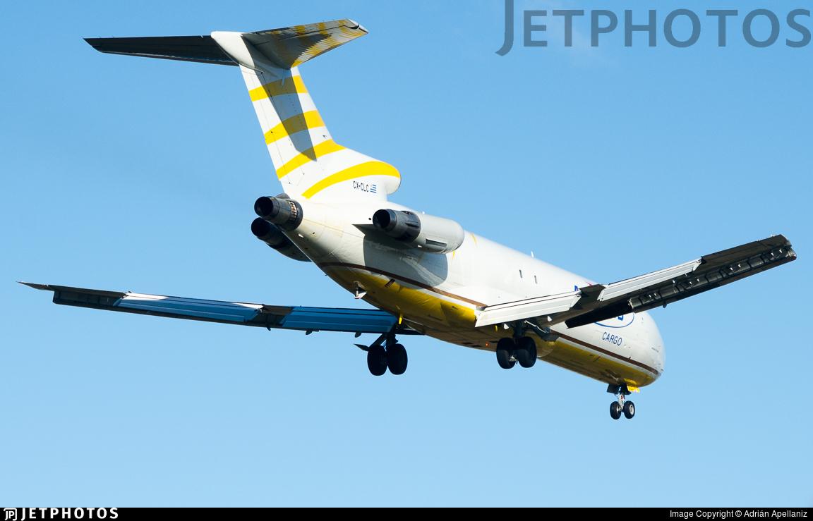 CX-CLC - Boeing 727-264(Adv)(F) - Air Class Lineas Aereas