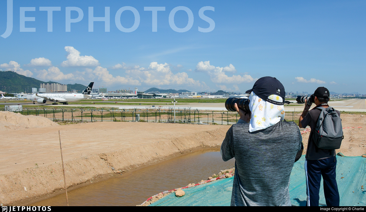 ZGSZ - Airport - Spotting Location