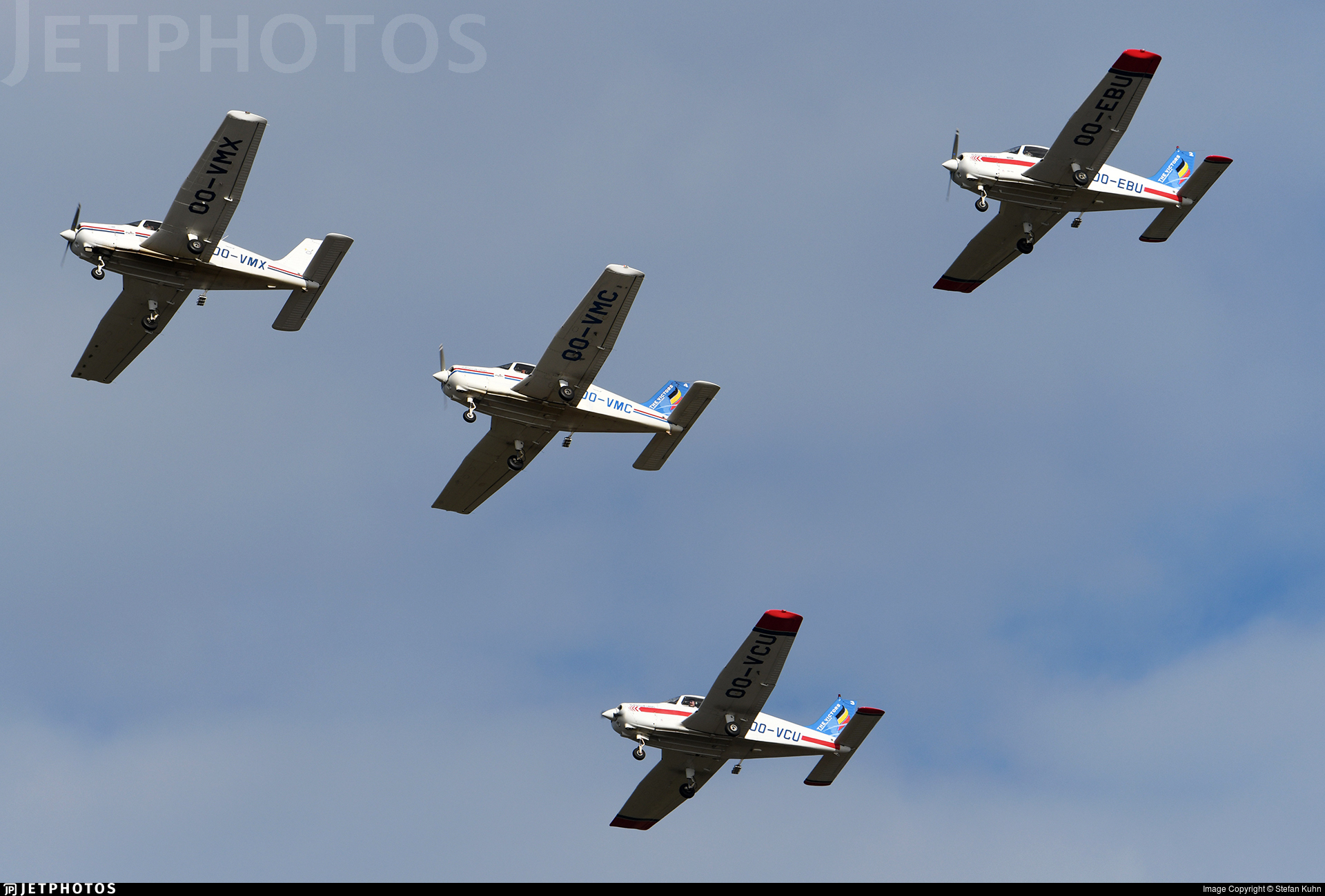 OO-VMX - Piper PA-28-161 Warrior III - Private