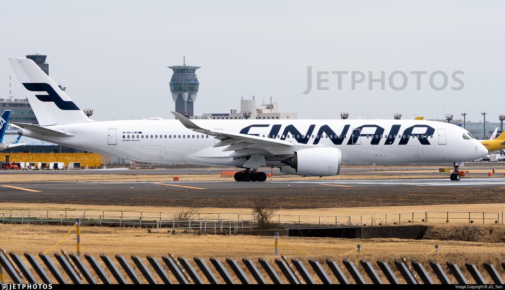 OH-LWH - Airbus A350-941 - Finnair