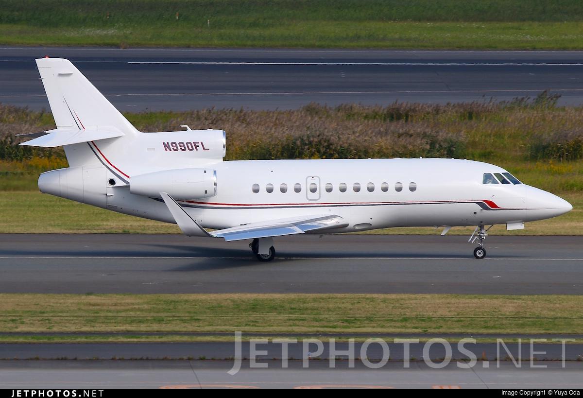 N990FL - Dassault Falcon 900EX - Easy Aviation