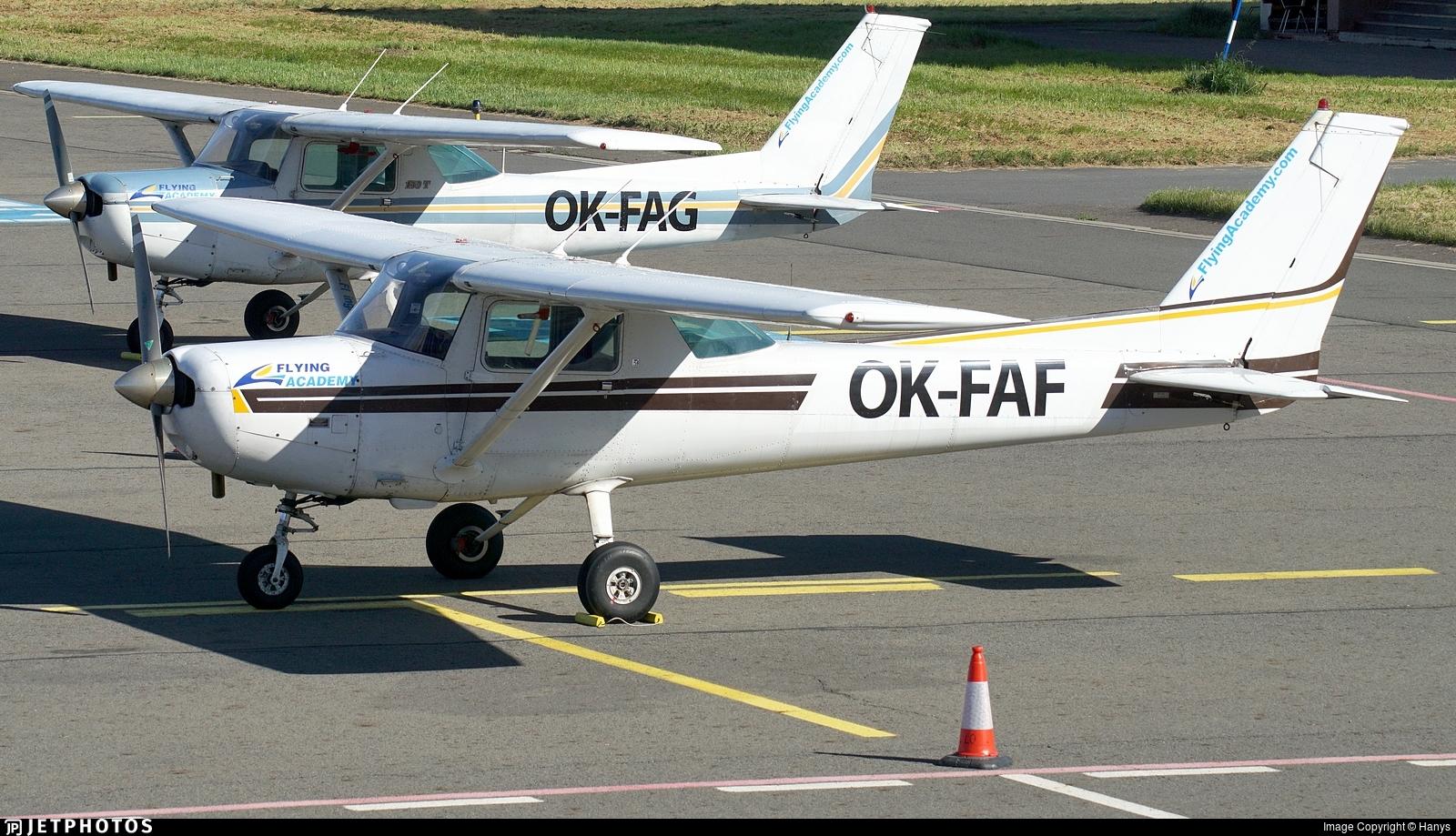 OK-FAF - Cessna 152 - Flying Academy