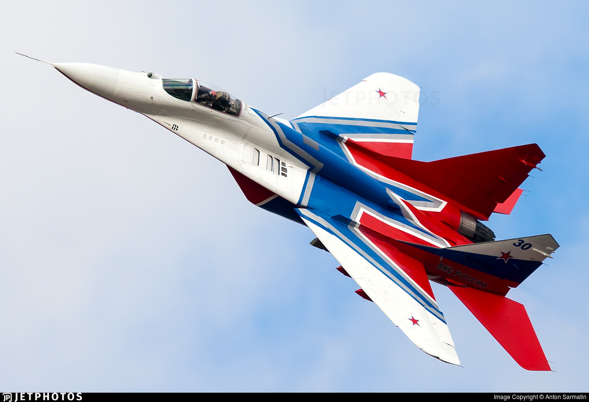 30 - Mikoyan-Gurevich MiG-29 Fulcrum - Russia - Air Force