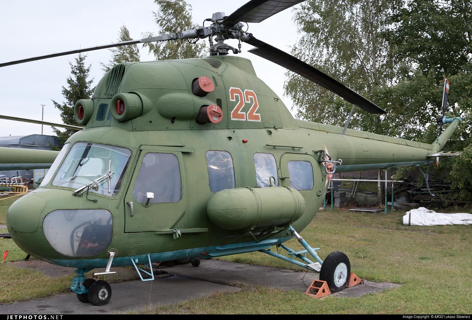 22 - PZL-Swidnik Mi-2 Hoplite - Russia - Air Force