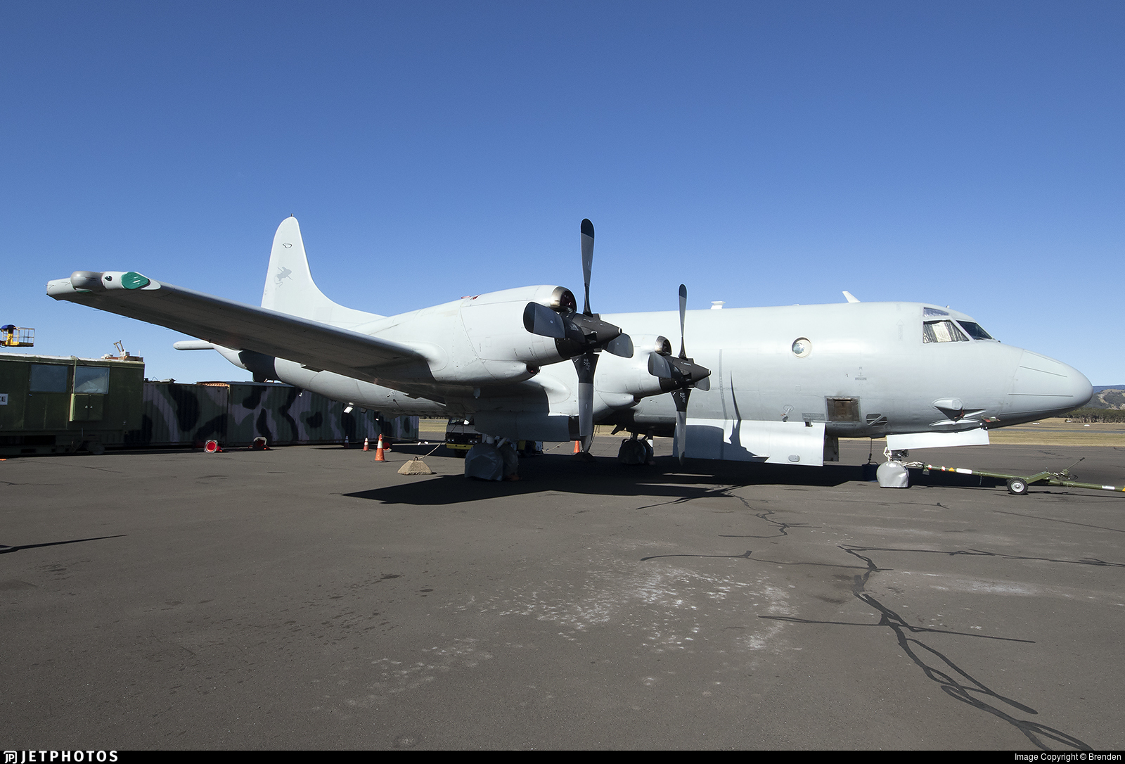 VH-ORI - Lockheed P-3C Orion - Historical Aircraft Restoration Society (HARS)