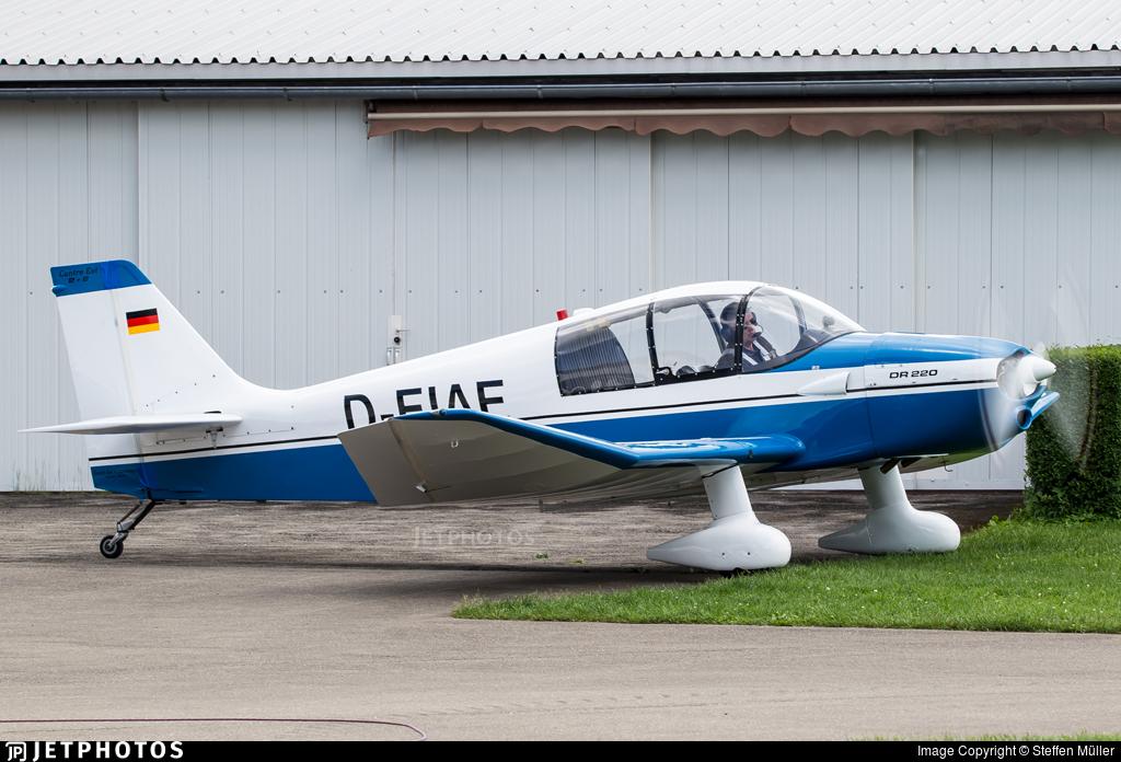 D-EIAE - CEA DR220 - Private