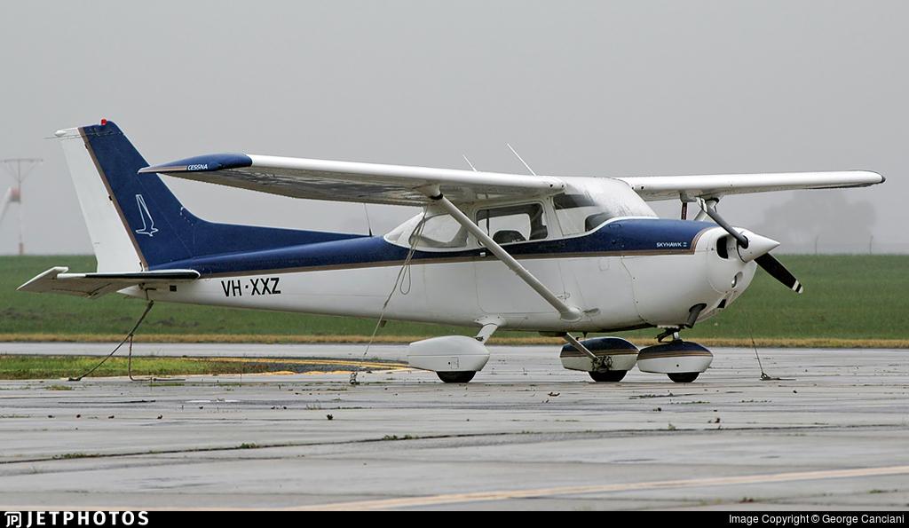 VH-XXZ - Cessna 172N Skyhawk II - Private