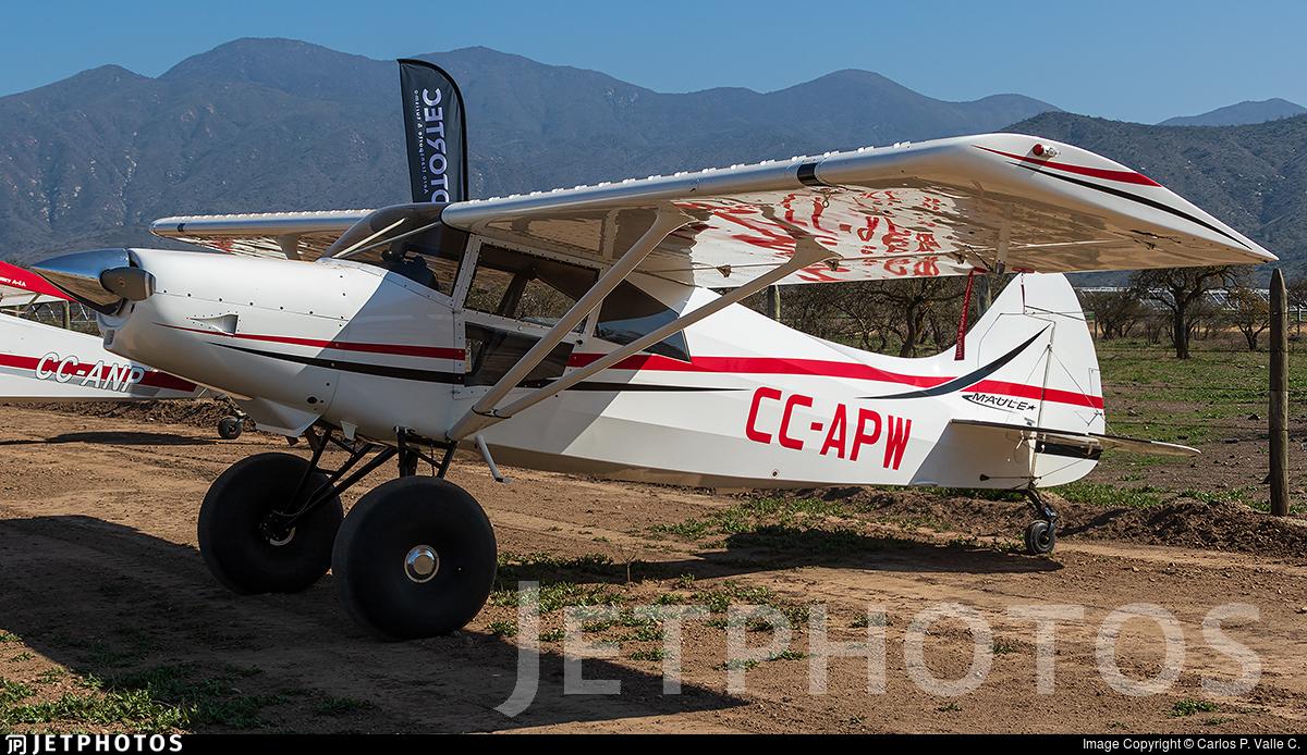 CC-APW - Maule M-4-180V - Aero Club - Temuco