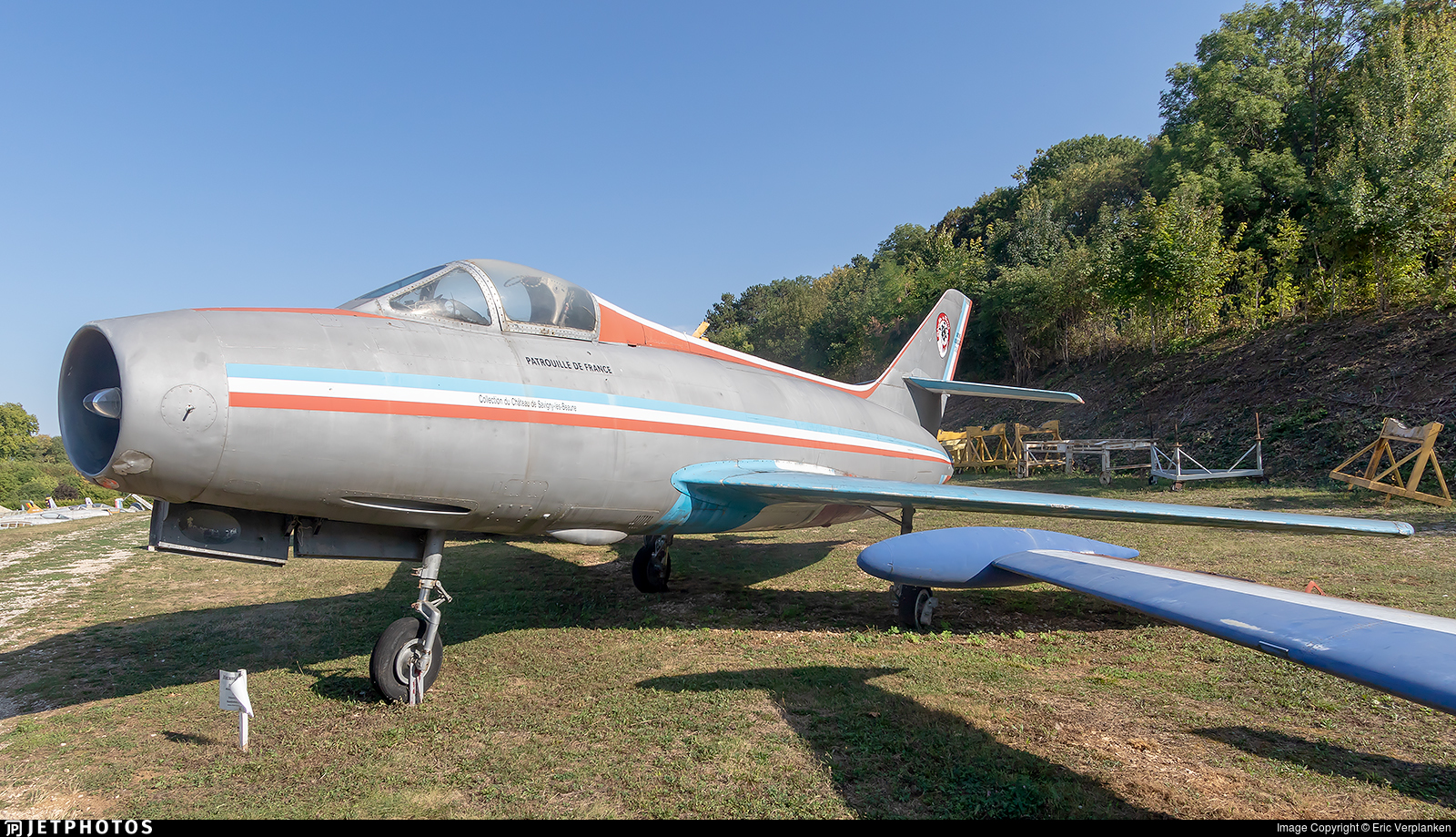 285 - Dassault MD.452 Myst�re IVA - France - Air Force