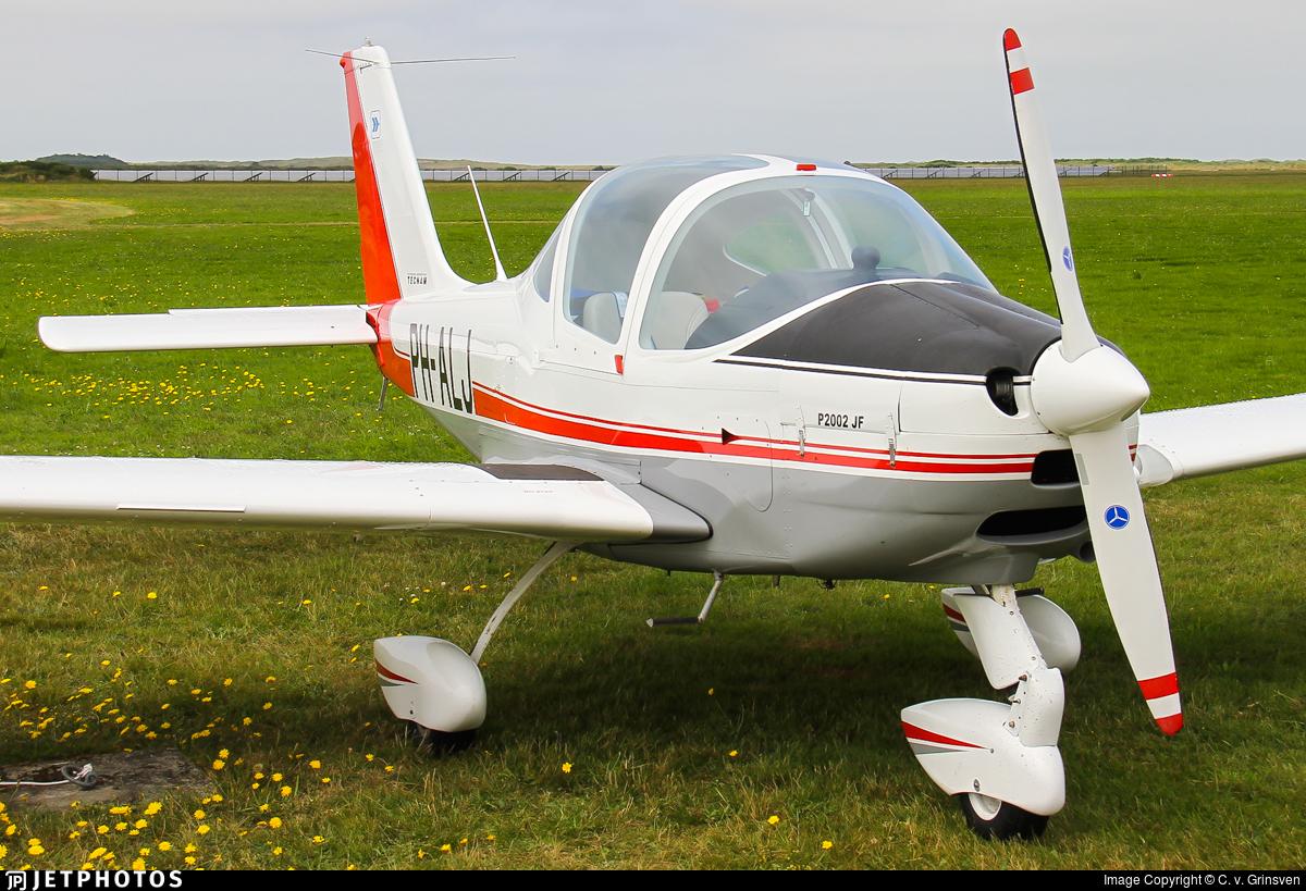 PH-ALJ - Tecnam P2000-JF - Private