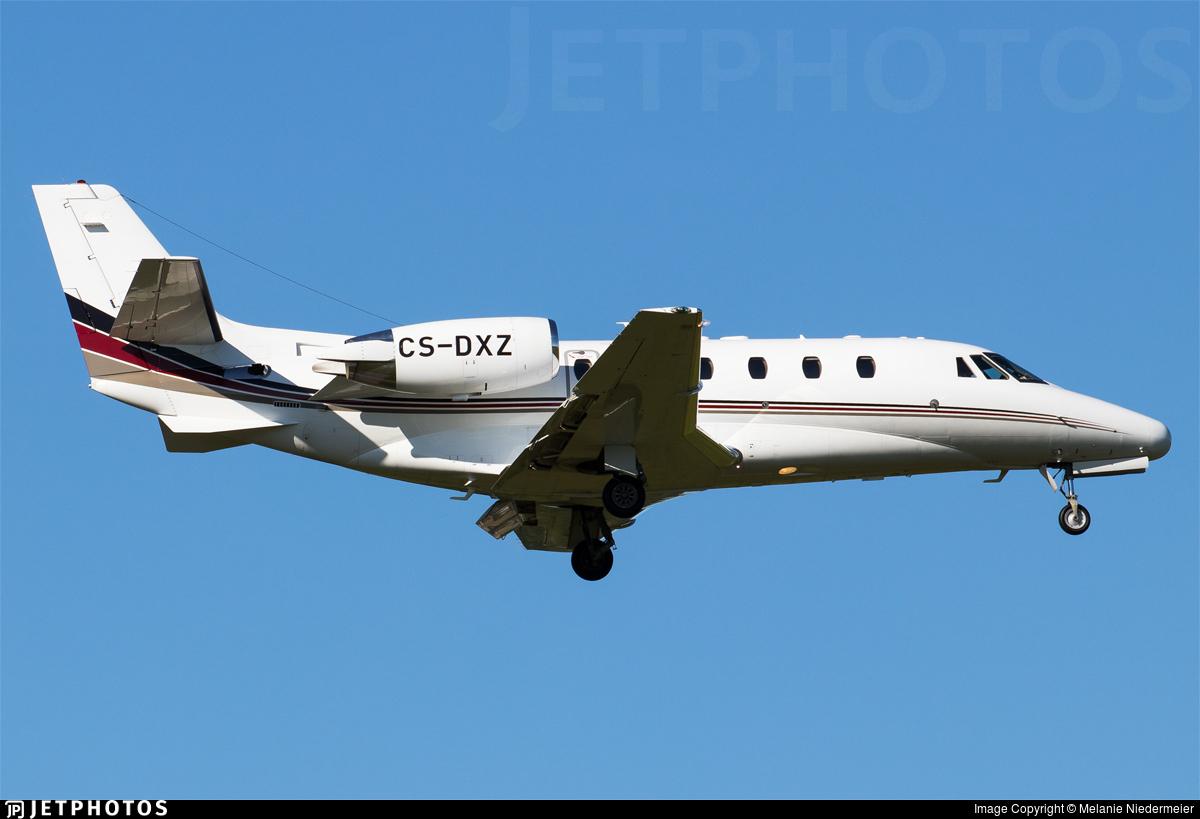 CS-DXZ - Cessna 560XL Citation XLS - NetJets Europe