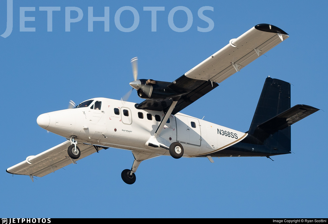 N368SS - De Havilland Canada DHC-6-300 Twin Otter - Rampart Aviation