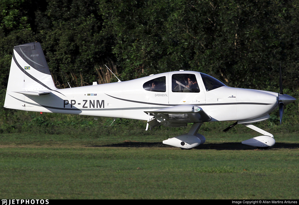 PP-ZNM - Vans RV-10 - Private