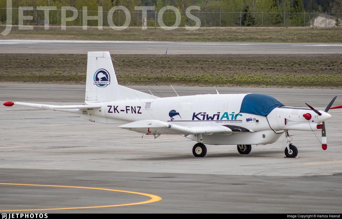 ZK-FNZ - Pacific Aerospace 750XL - Kiwi Air