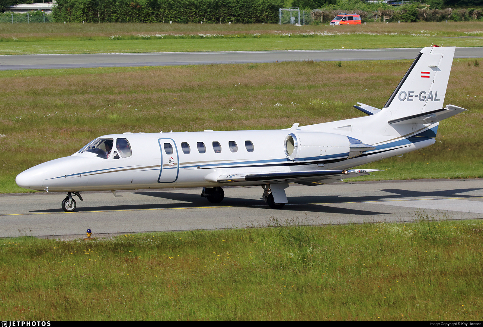 OE-GAL - Cessna 550B Citation Bravo - Airlink