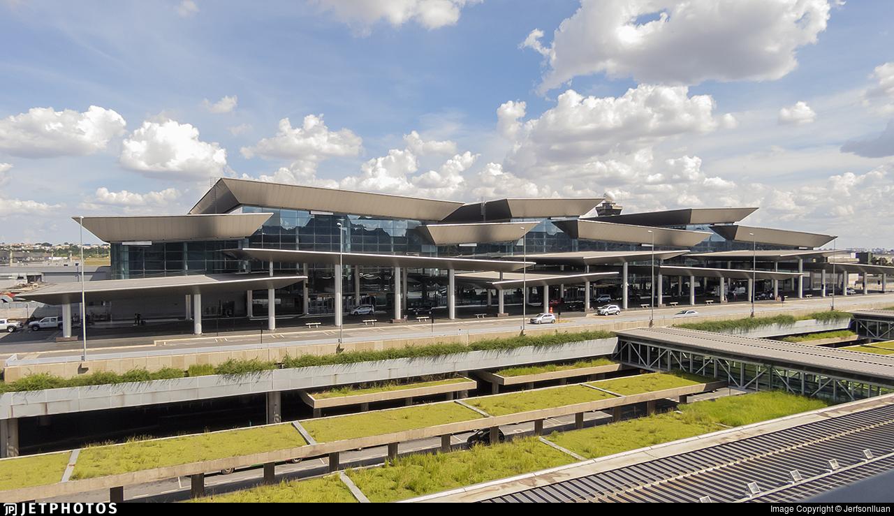 SBGR - Airport - Terminal