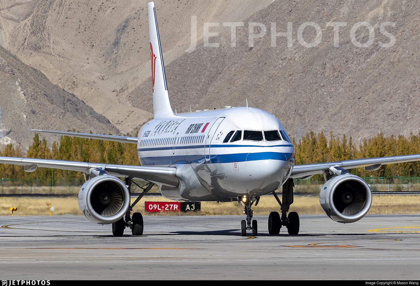 B-6228 - Airbus A319-115 - Air China