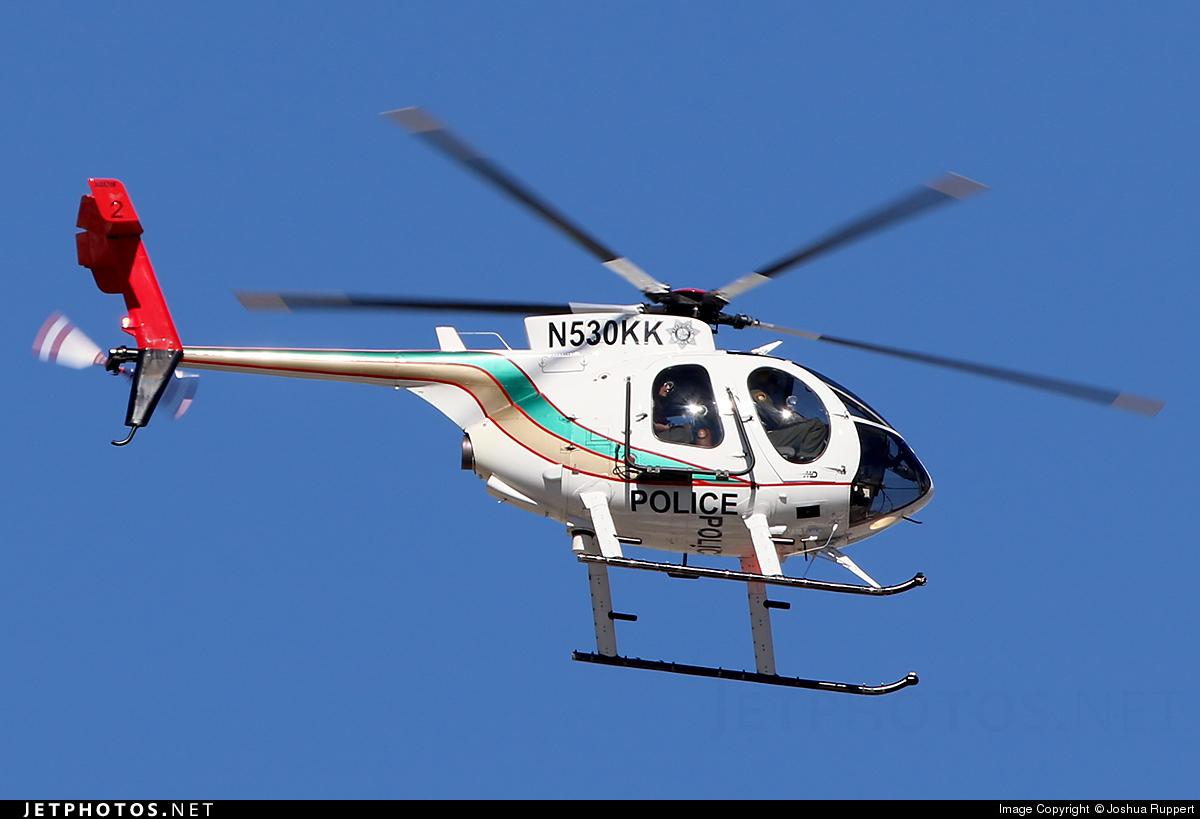 N530KK - MD Helicopters 369FF - United States - Las Vegas Metropolitian Police