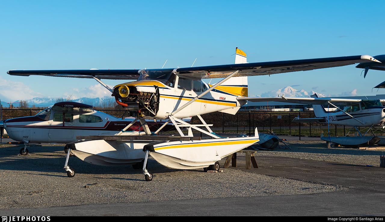 C-GZSH - Cessna A185F Skywagon - Conair Aviation