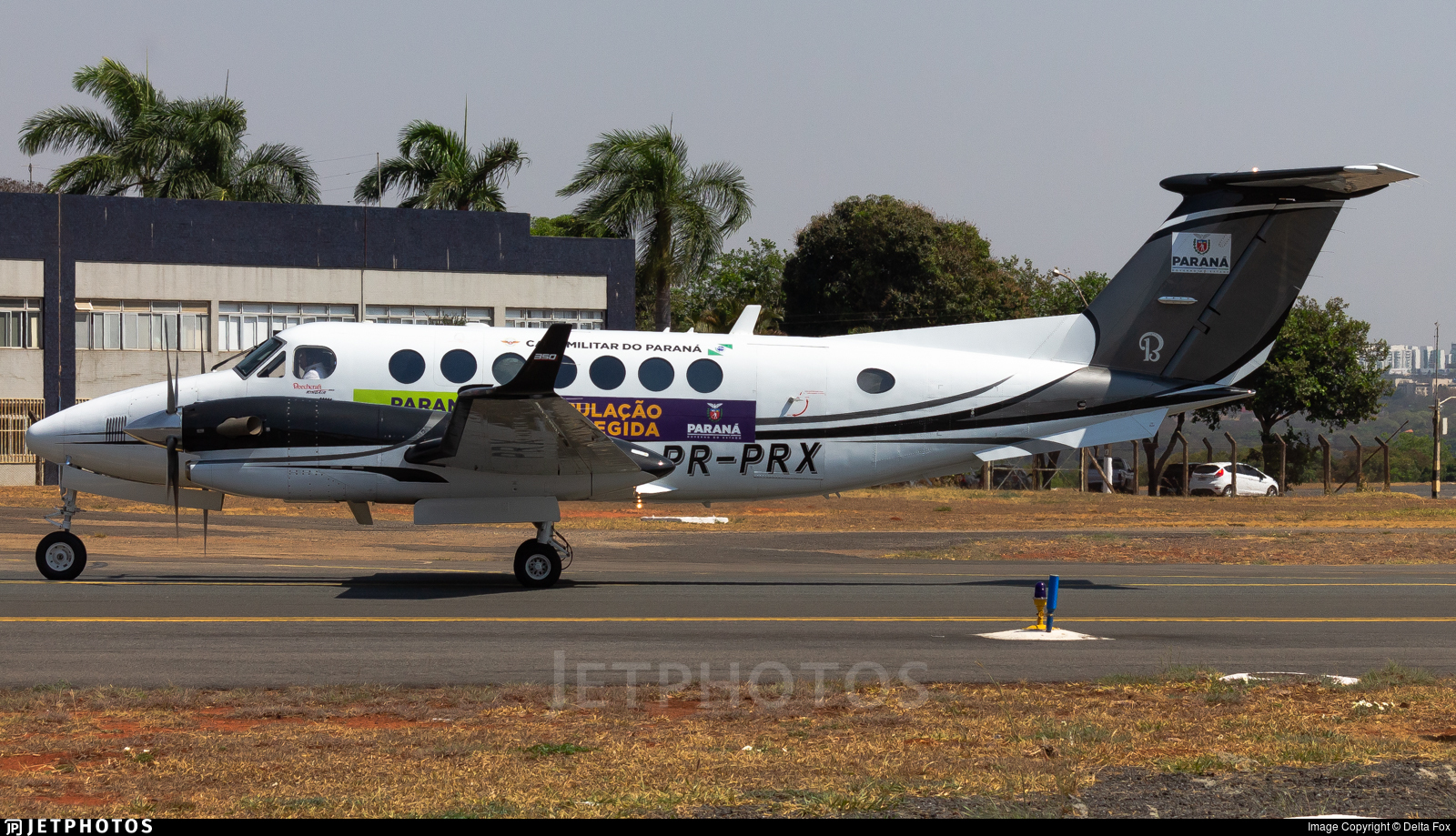 PR-PRX - Beechcraft B300 King Air 350i - Private