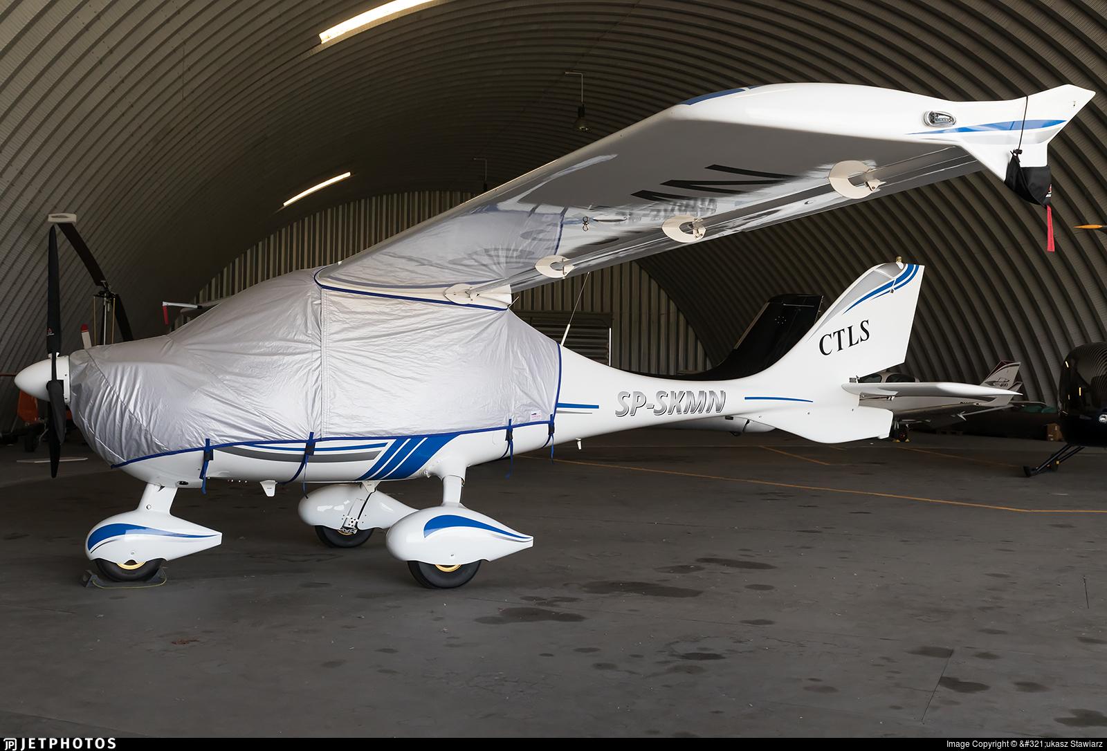 SP-SKMN - Flight Design CTLS - Private