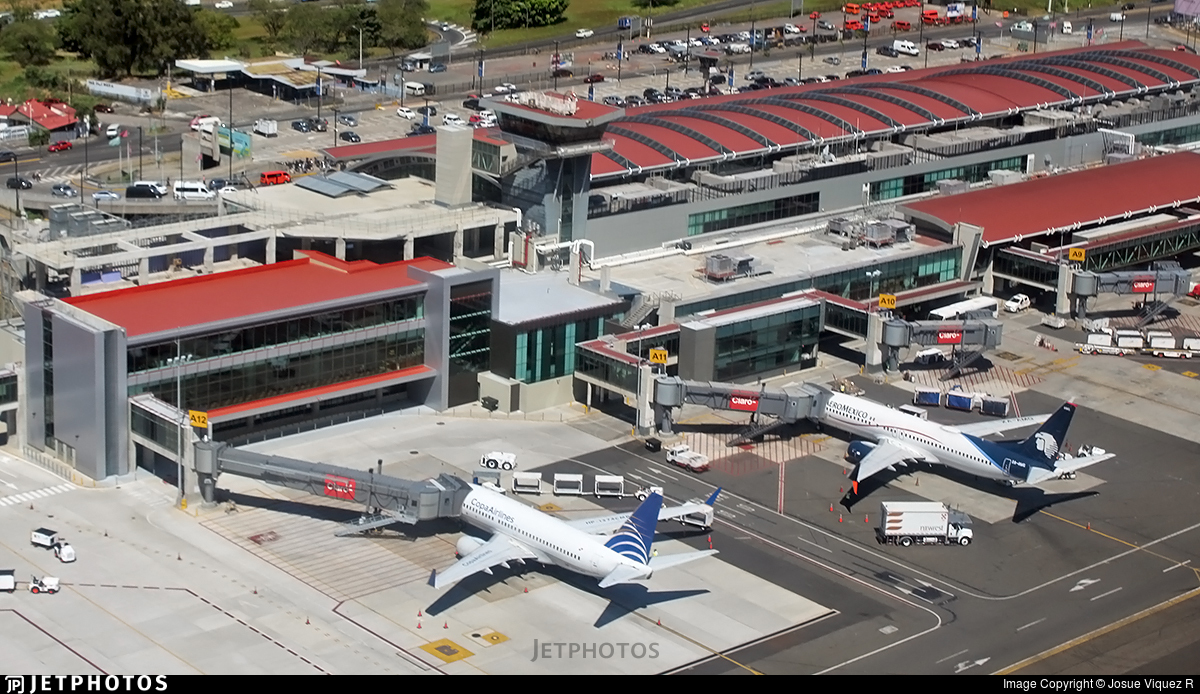 MROC - Airport - Airport Overview