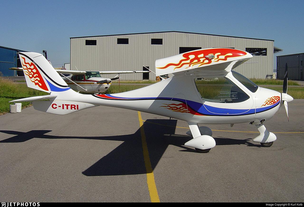 C-ITRI - Flight Design CT2K - Private
