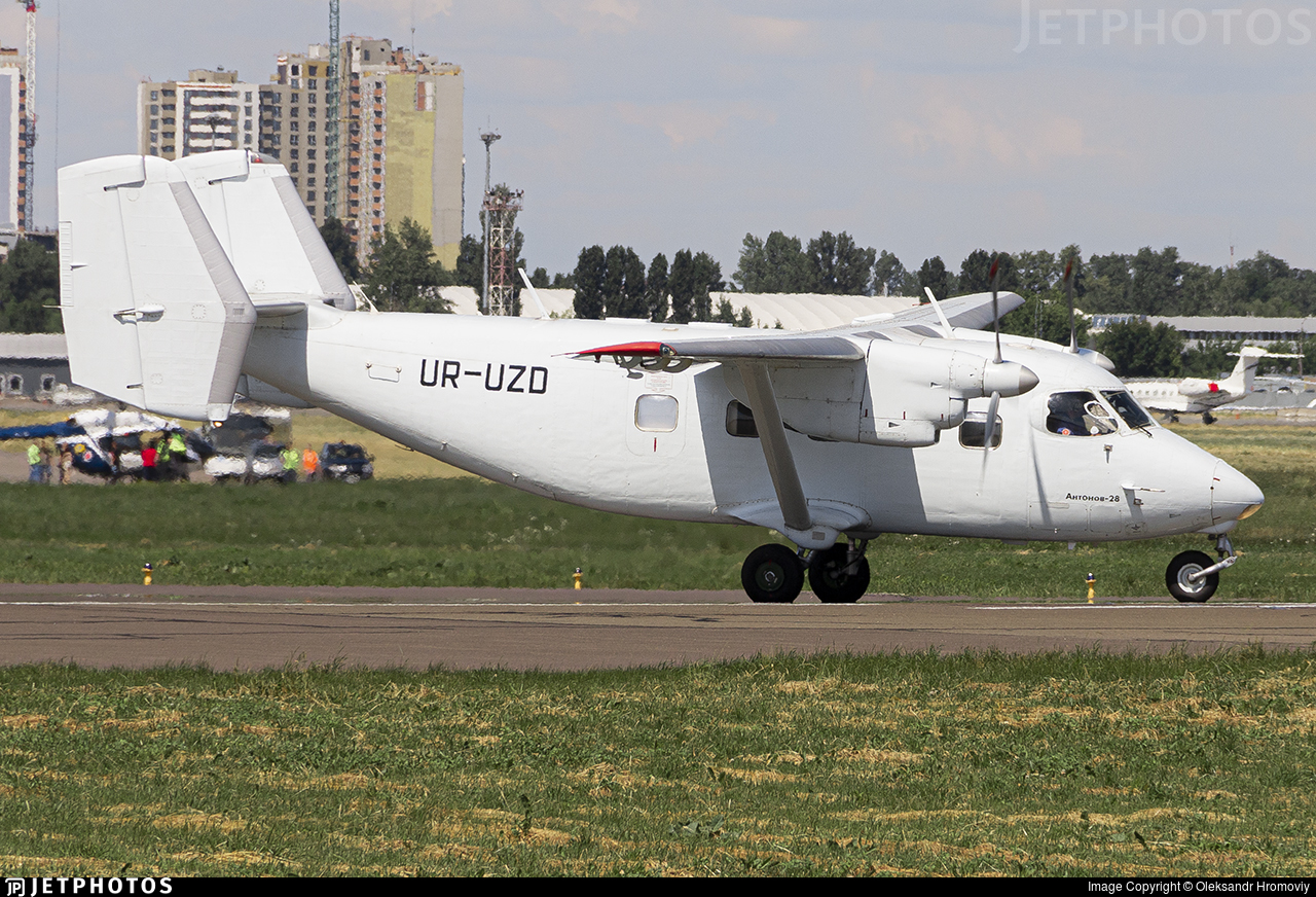 UR-UZD - Antonov An-28 - Constanta Airlines