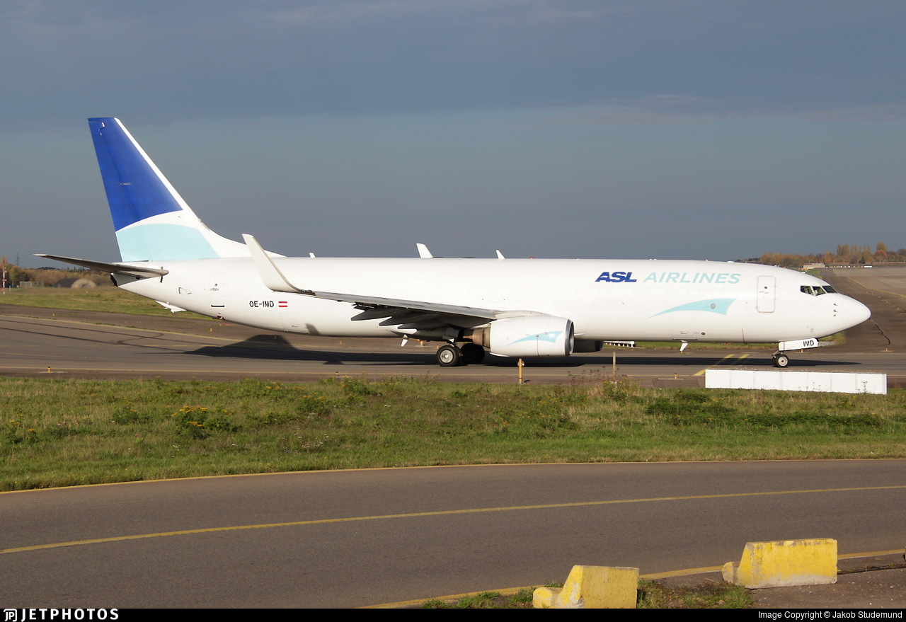 OE-IMD - Boeing 737-83N(BCF) - ASL Airlines
