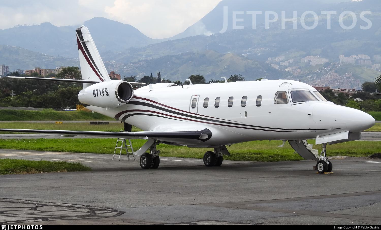 N71FS - IAI 1125 Astra - Pacífica de Aviación