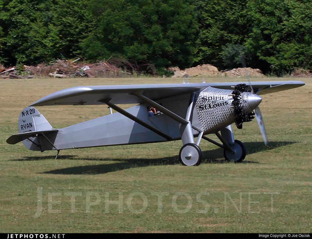 N-X-211 - Ryan NYP - Private