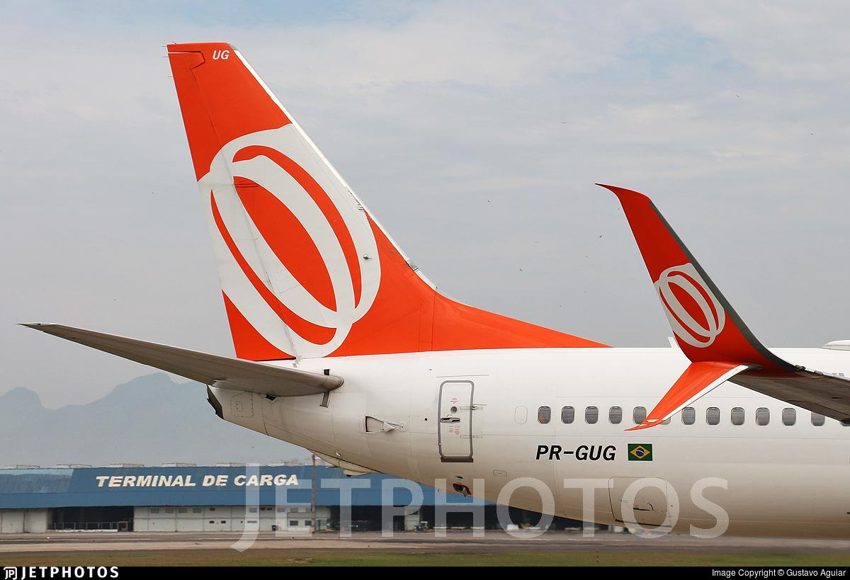 PR-GUG - Boeing 737-8EH - GOL Linhas Aéreas