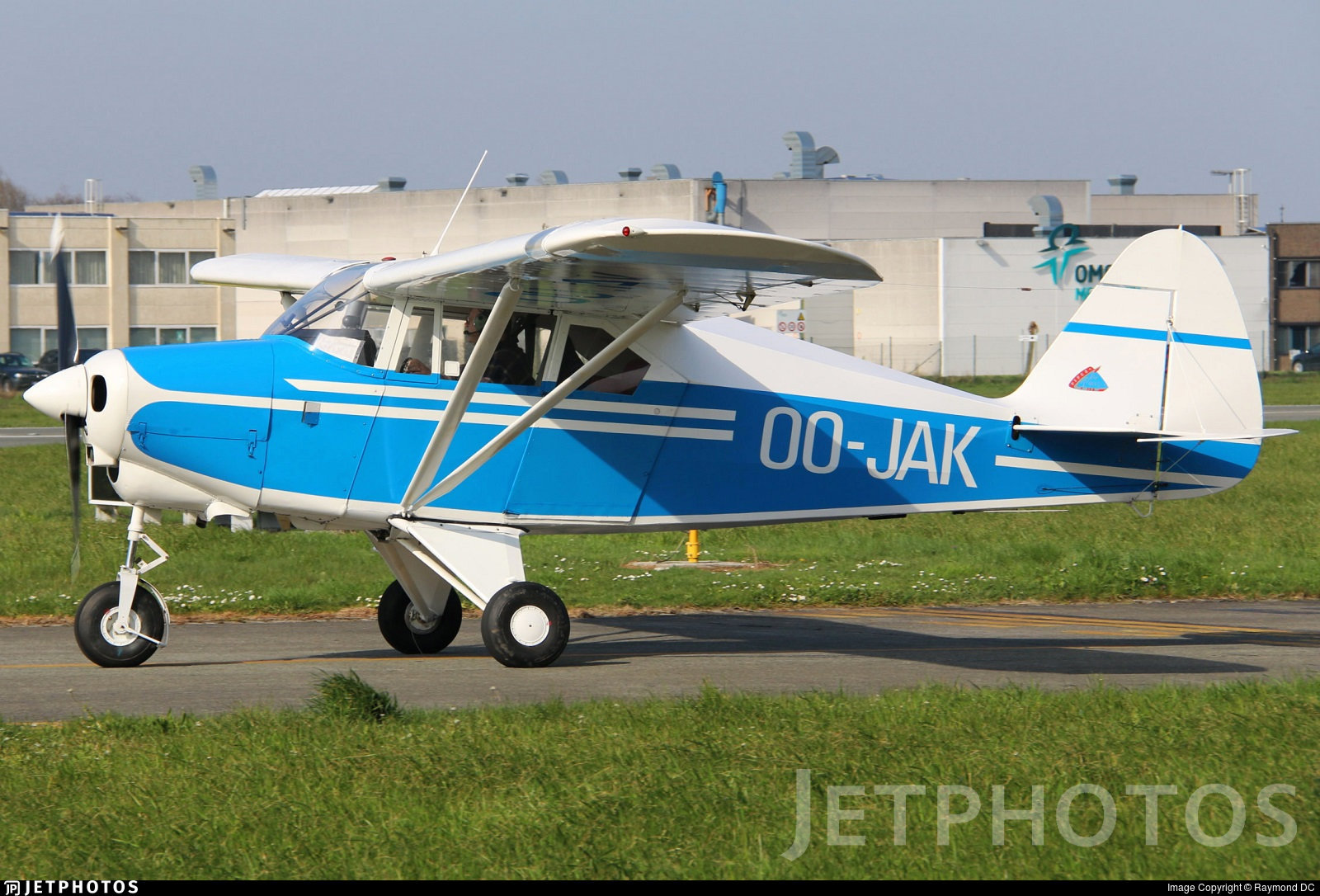 OO-JAK | Piper PA-22-150 Tri-Pacer | Private | Raymond DC | JetPhotos