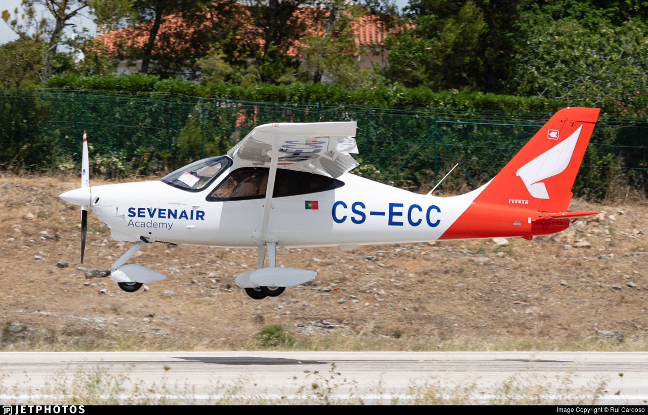CS-ECC - Tecnam P2008JC - Seven Air